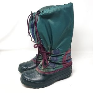 Vintage Sorel Freestyle Tall Winter Boots Womens 5